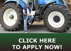 Ag Equipment Finance Application
